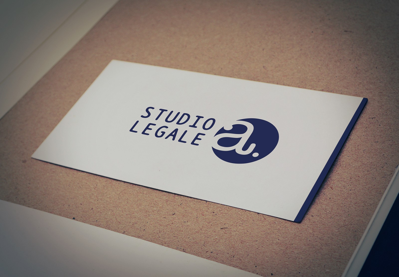 Studio Legale A - Business card